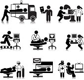Hospital Departments (A to D)