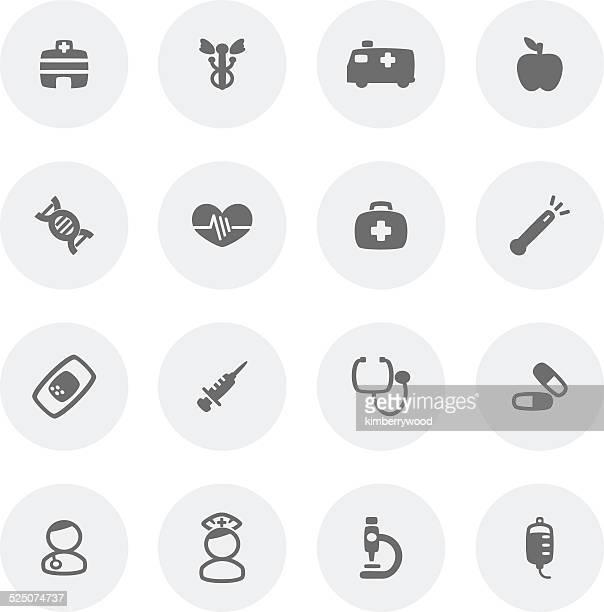 Icône de l'hôpital
