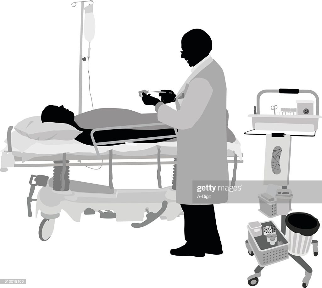 Hospital Injection