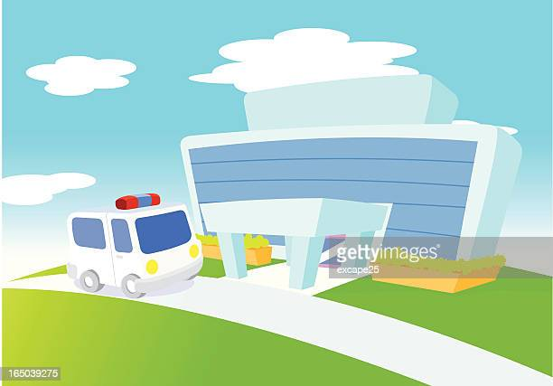 hospital - office safety stock illustrations, clip art, cartoons, & icons