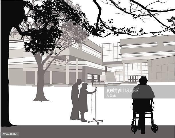 HospitalCourtyard