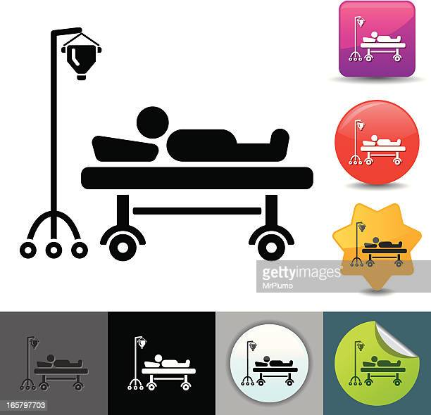 Hospitalization icon | solicosi series