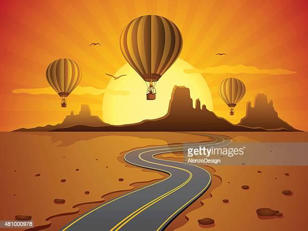 Hot Heißluftballon Travel