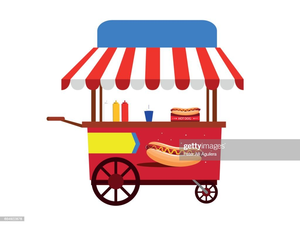 free hot dog stand clipart and vector graphics clipart me rh clipart me