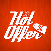 Hot Offer poster