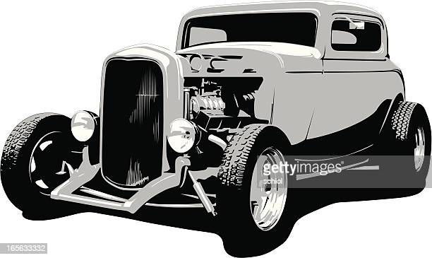 Hot Rod Coupe - 1932