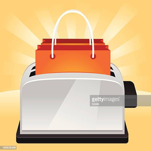 Hot shopping