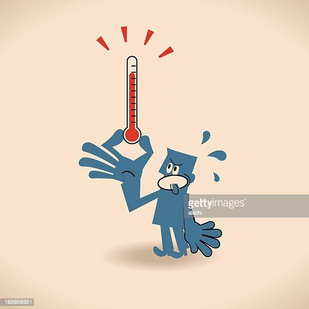 hot - heat stock illustrations, clip art, cartoons, & icons