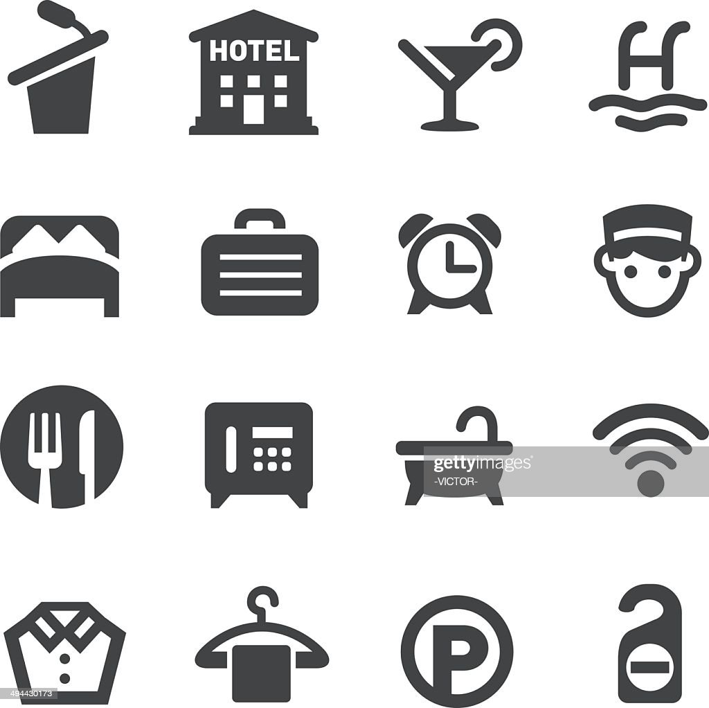 Hotel Icons - Acme Series