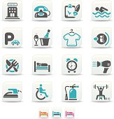 hotel icons   simicoso collection