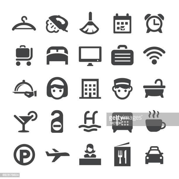 Hotel Icons - Smart Series