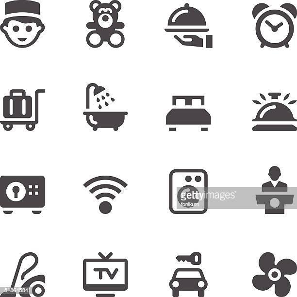 Hotel-Symbole