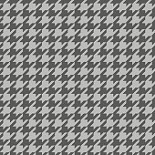 Houndstooth Pattern Grey