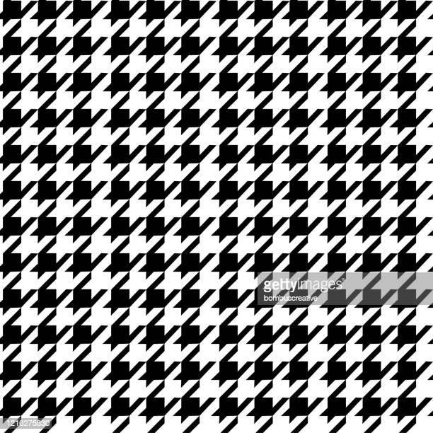 ハウンドトゥース ベクトル パターン - 千鳥格子点のイラスト素材/クリップアート素材/マンガ素材/アイコン素材