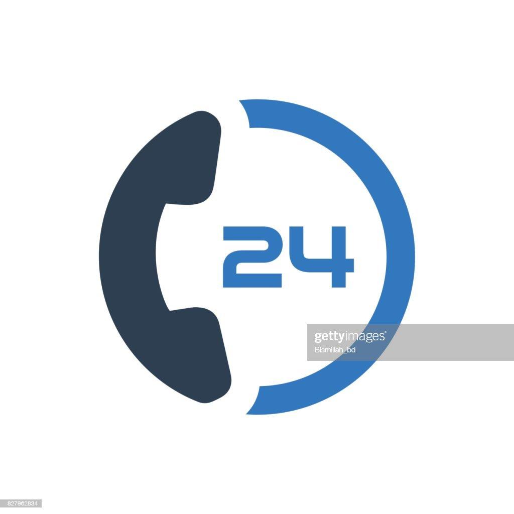 24 Hour Customer Care Service