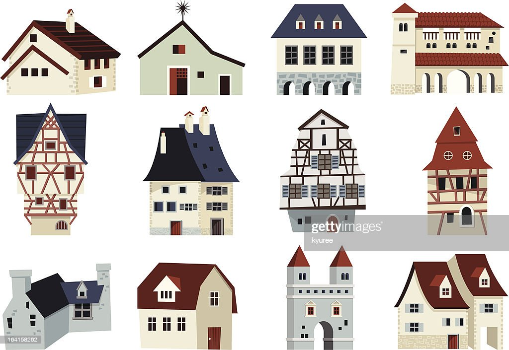 house and building icon 02