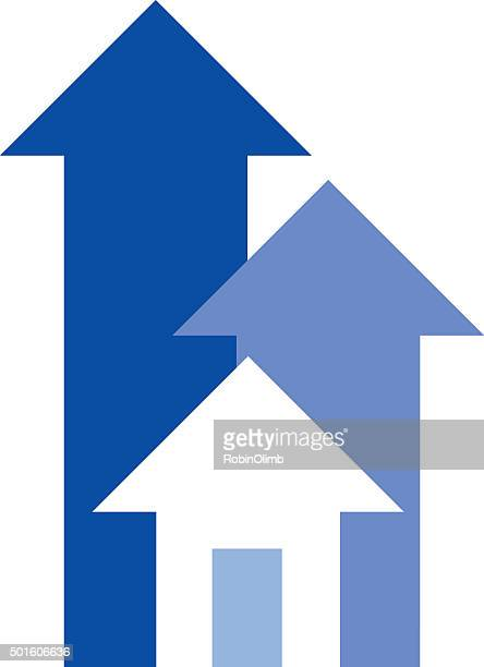 House Arrows Icon