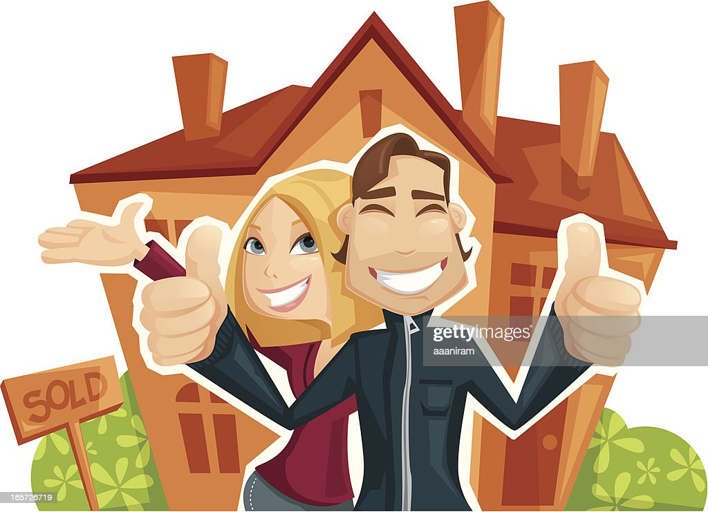 House Buying High Res Vector Graphic Getty Images