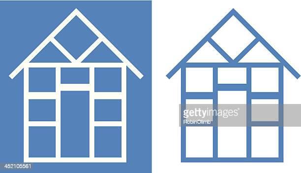 House Frame Icon