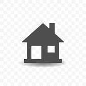 House icon design concept.
