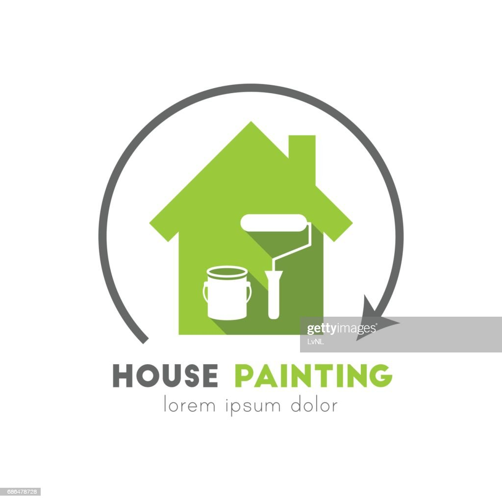 House painting concept