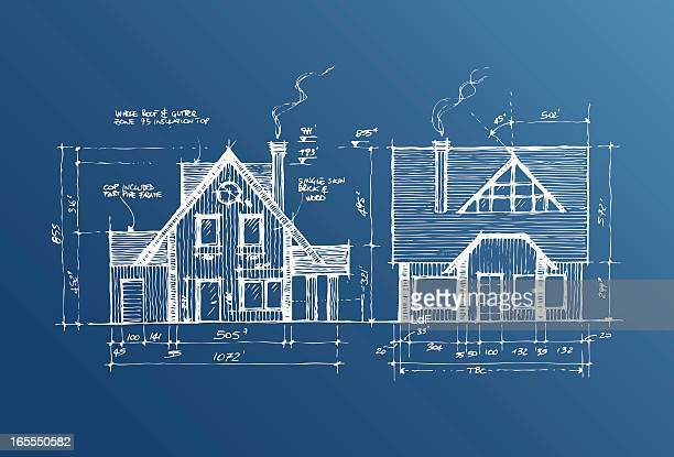 house project - bungalow stock illustrations, clip art, cartoons, & icons