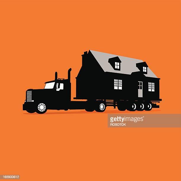 House Transport Truck