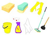Household Cleaning Equipment