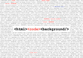 Html Code Abstract Background