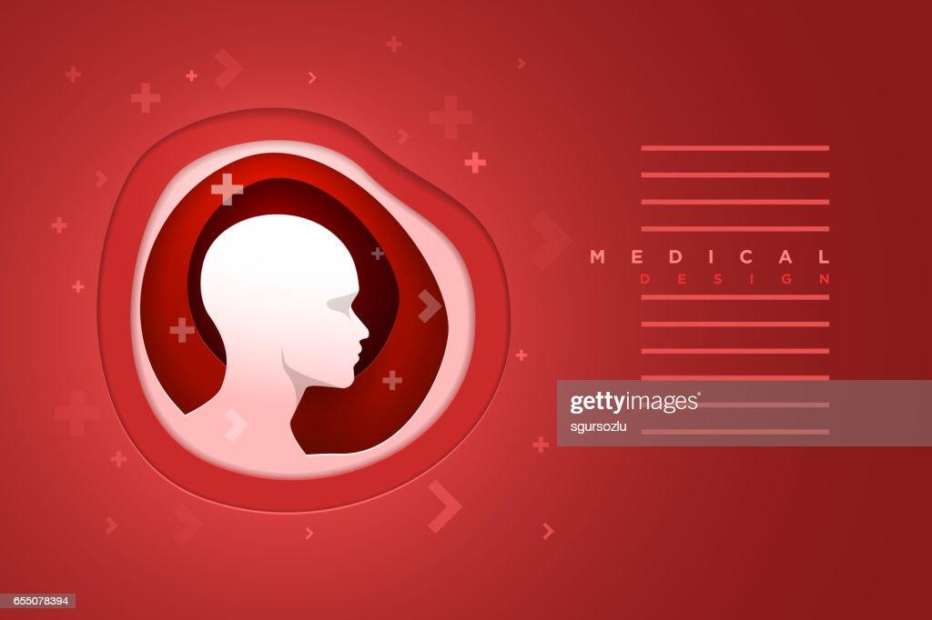 Human mind design template