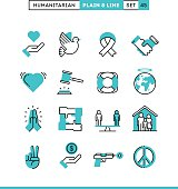 Humanitarian, peace, justice, human rights and more.