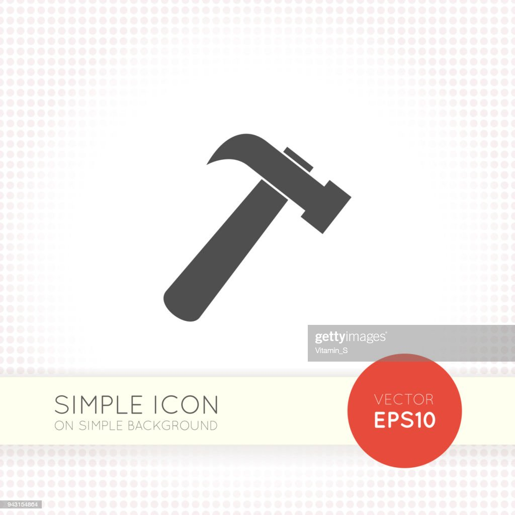 Hummer flat icon isolated on simple background