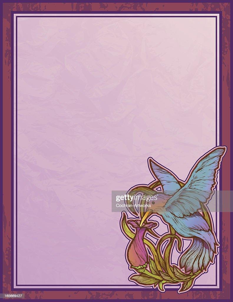 Hummingbird Frame