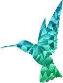 Hummingbird symbol
