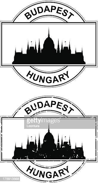 Hungarian Passport Stamp