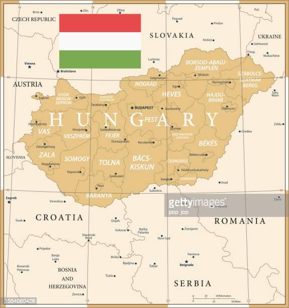 22 - Hungary - Vintage Golden Dark 10