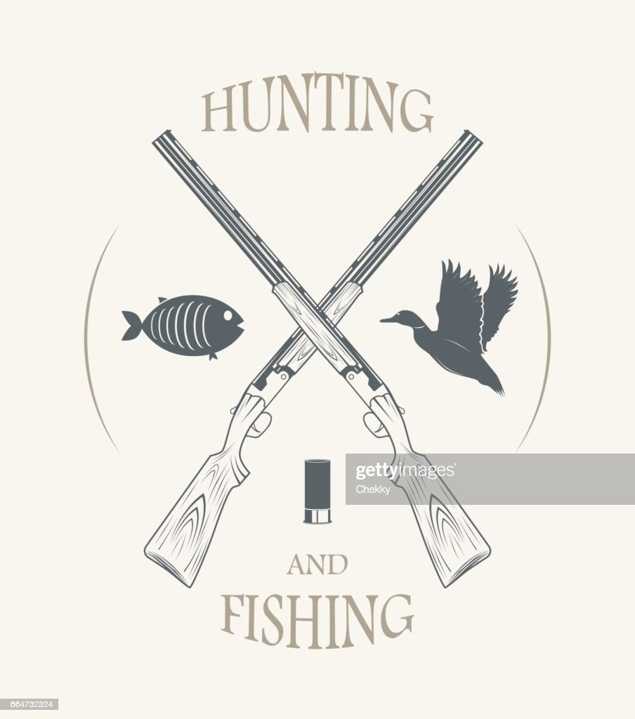 hunting and fishing