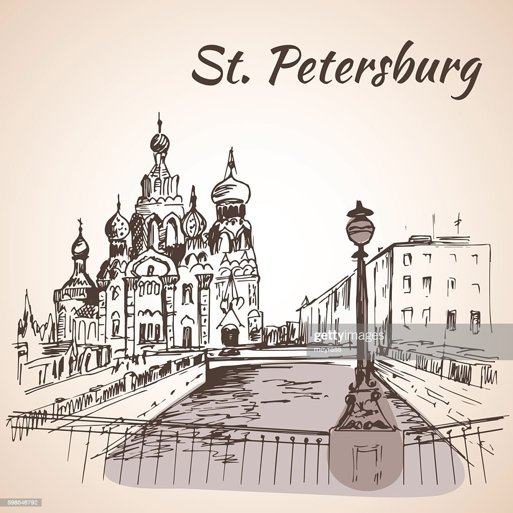 hurch of the Saviour  in St. Petersburg, Russia.
