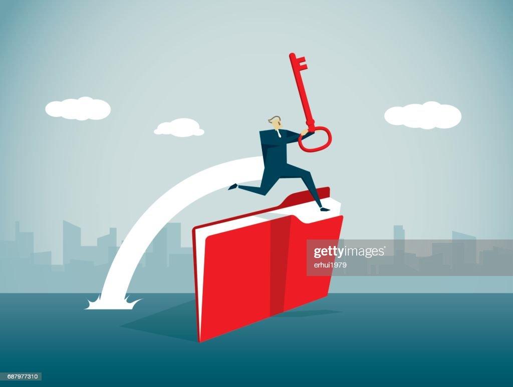 hurdling - track even : stock illustration