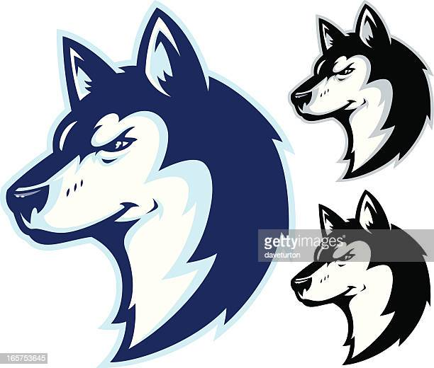 Husky Power II Mascot
