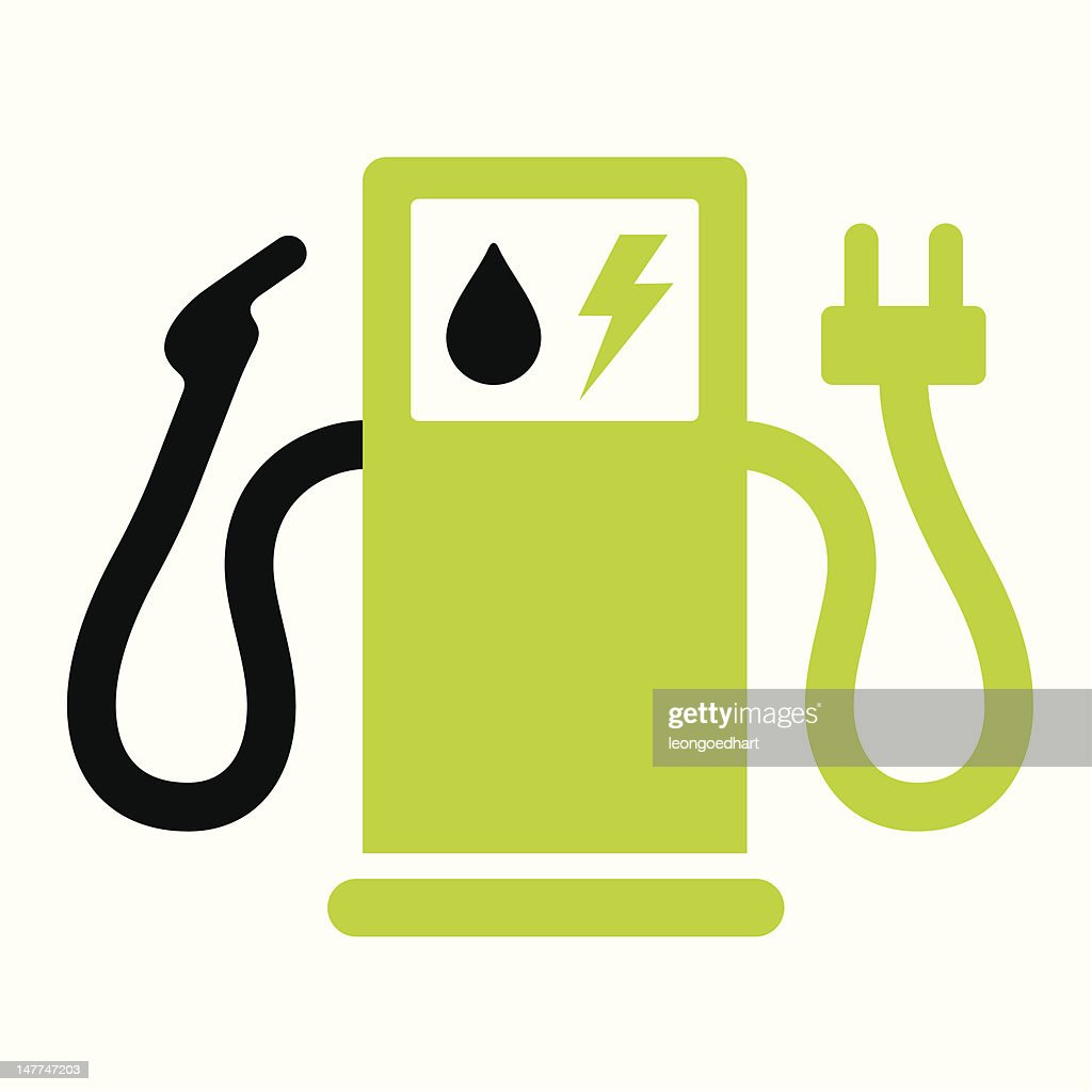 Hybrid or electric fuel pump