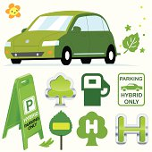 Hybrid Vehicles only