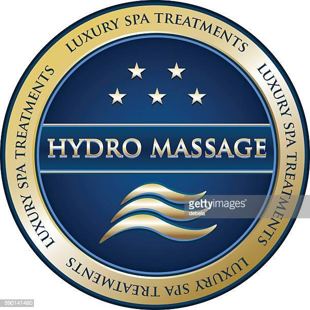 Hydro Massage Luxury Spa Treatment