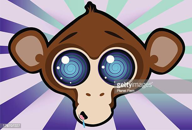 hypnotised - hypnosis stock illustrations, clip art, cartoons, & icons
