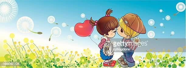ilustrações de stock, clip art, desenhos animados e ícones de i love you-frase em inglês - casais de lesbicas