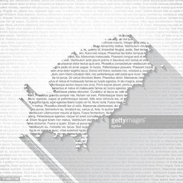 ibiza map on text background - long shadow - ibiza island stock illustrations