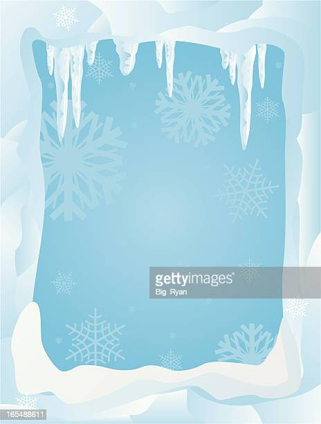 ice window - frost stock illustrations, clip art, cartoons, & icons