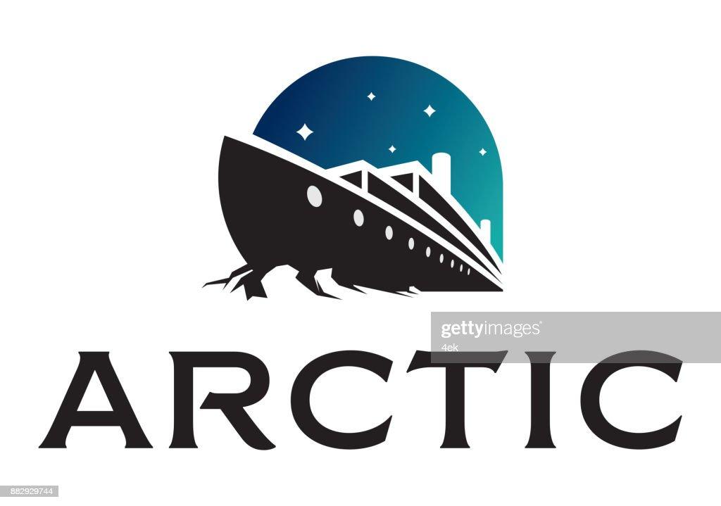 Icebreaker ship icontype.