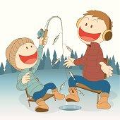 IceFishing_family