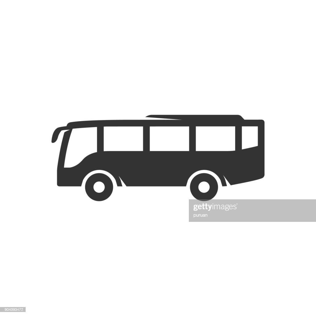 BW icon - Bus